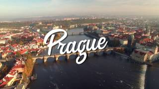 AUTUMN IN PRAGUE | drone video [4K]