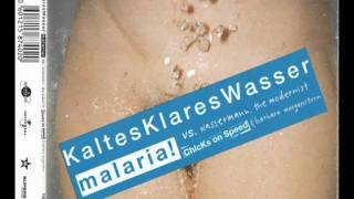 Malaria! VS. The Modernist - Kaltes Klares Wasser (Modernes Wasser Mix)