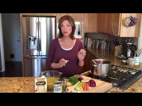 Video Health Benefits of Chicken Soup