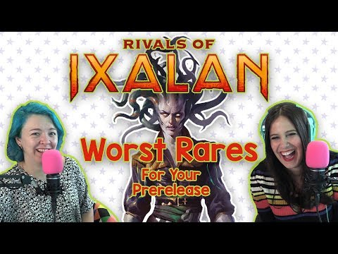 Top 10 WORST Cards for Your Rivals of Ixalan Prerelease | Magic the Gathering (MtG)