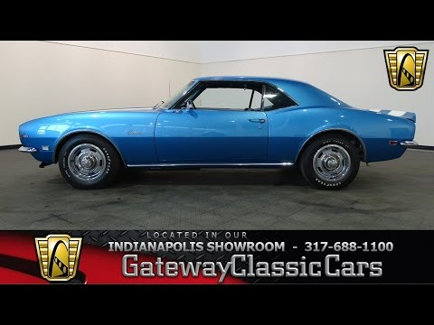 Video of '68 Camaro - KWG2