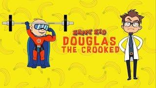 Happy Kid | Episode 2 | Douglas The Crooked | Kochu Tv | Malayalam