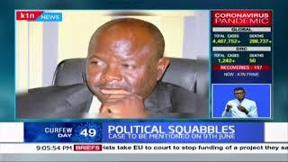 Kihika and Murkomen sue Jubilee Party and Raphael Tuju