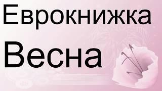 Еврокнижка  диван Весна от компании Фаберме - видео 1