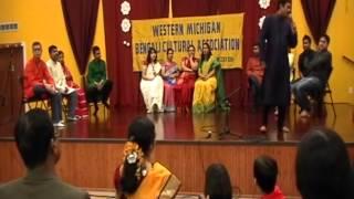 WMBCA Saraswati Pujo 2016  Antakshari Competition Hosted By Mr Sudipto Das