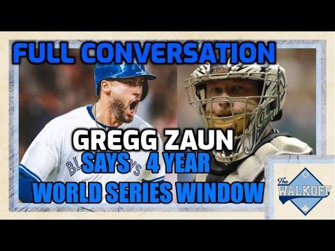 Blue Jays | Gregg Zaun HOT TAKE on the Toronto Blue Jays *FULL* | The Walk Off Podcast