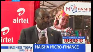 Business Today: Deal between Maisha fanisi and Safaricom