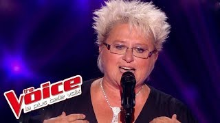 ABBA – The Winner Takes It All | Ketlyn | The Voice France 2015 | Blind Audition