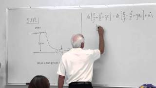 Fluid Mechanics: Energy Equation Examples, Differential Continuity Equation (14 of 18)