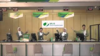 Yel Yel BPJS Ketenagakerjaan Semarang II