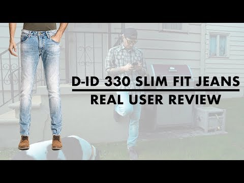 D-ID 330 Slim Fit Jeans | Real User Review