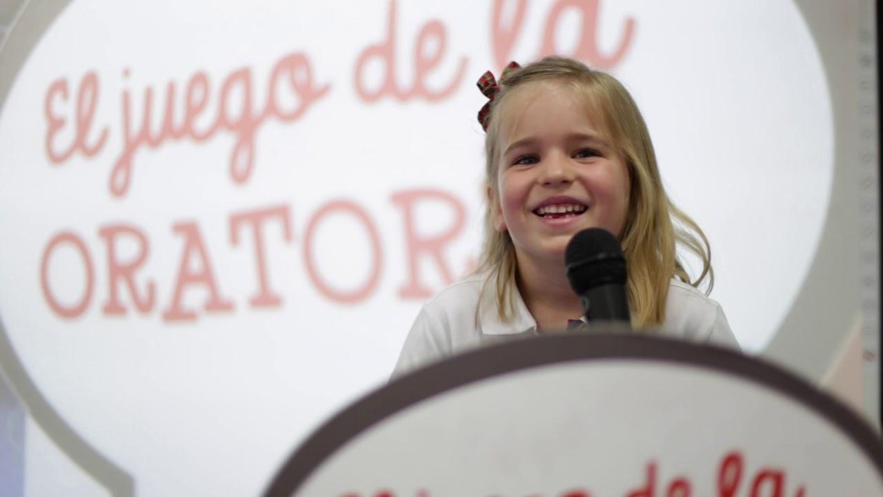 Proyecto Oratoria infantil