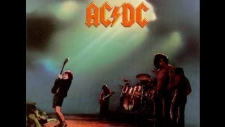 AC/DC - Whole Lotta Rosie - Original ( Bon Scott version )