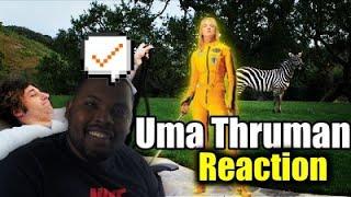 Fall Out Boy - Uma Thurman   Reaction Video