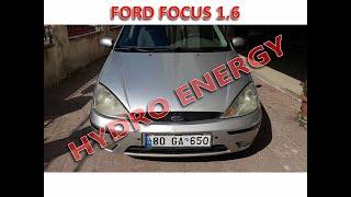 Ford Focus 1.6 dizel hidrojen yakıt sistem montajı
