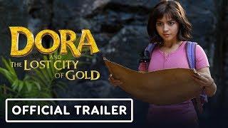 Dora and the Lost City of Gold - Trailer 2 (2019) Michael Peña, Isabela Moner, Eva Longoria