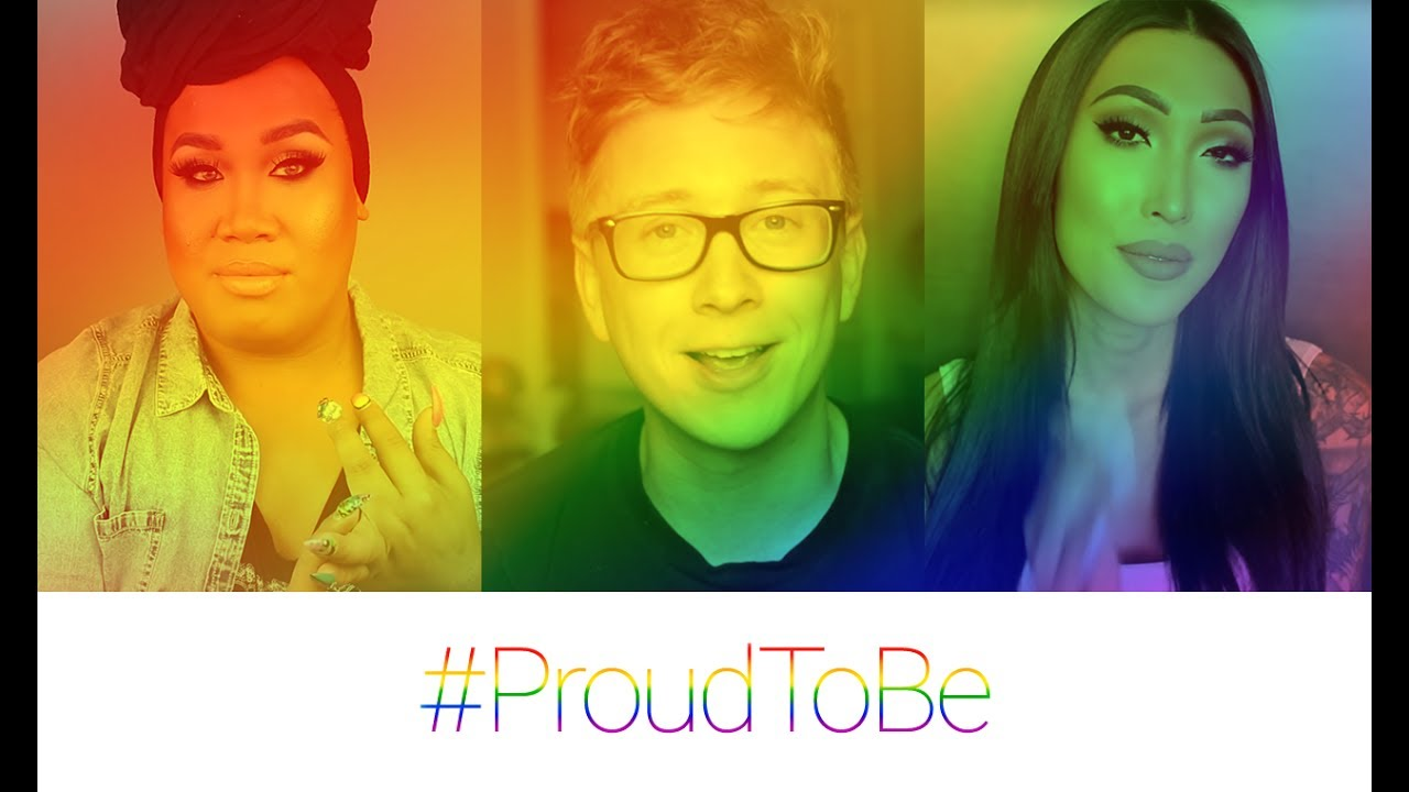 #ProudToBe: Celebrate Brave Voices this Pride