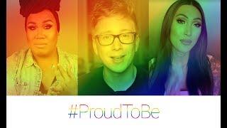 #ProudToBe: Celebrate Brave Voices this Pride