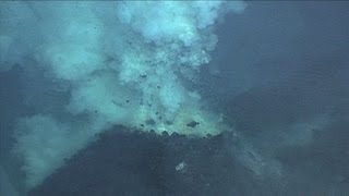 Underwater Vents and Volcanoes