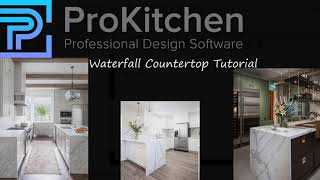 Waterfall Countertop Tutorial