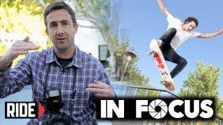 How To: Composition - Skateboarding Photographer Michael Burnett - In Focus (Part 1 of 2)