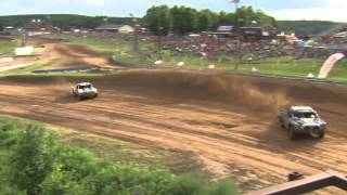 Closest Finish In TORC Off Road History PRO 4 At Spring Crandon 2014