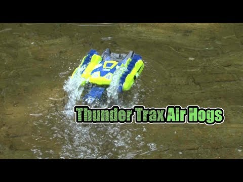 ferngesteuertes Auto: Thunder Trax Air hogs (Spin Master) - offiz. ab 8 Jahre - Teil 222