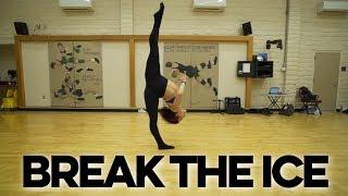 Break The Ice - Britney Spears    Meghan Sanett Choreography