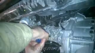 Замена масла в двигателе Хендай ix35