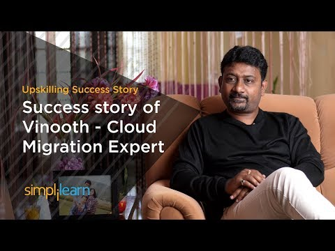 AWS Solution Architect Certification | Success Story Of Vinooth ...