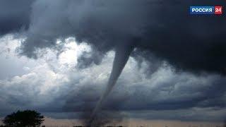 """21.09.2017 Последствия урагана """"Ирма"""" во Флориде сняли на видео"""