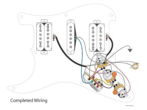 40180621650833265 together with Electric Guitar Piezo Wiring Diagrams furthermore Cigar Box Guitar Wiring Diagram as well 2 Humbuckers Coil Split Wiring Diagram For besides Cigar Box Guitars. on wiring diagram humbucker piezo