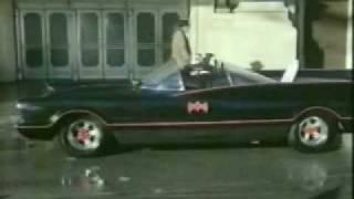 The 1966 Batmobile ....The Movie