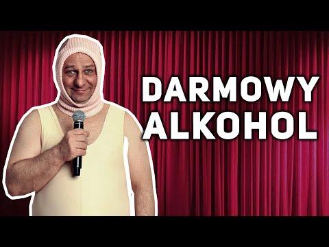 Grzegorz Halama - Darmowy Alkohol stand-up