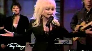 Dolly Parton 9 to 5 on Tony Danza Promoting Those Were The Days