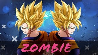 「AMV」 Dragon Ball ᴴᴰ Zombie