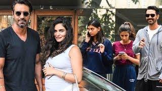 Arjun Rampal's Girlfriend Gabriella Demetriades BLESSED With A Baby Boy