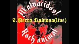 MALNACIDOS - Rock Animal (Full Album)