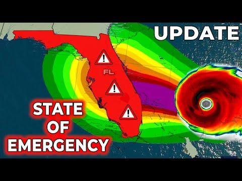Florida Under STATE OF EMERGENCY (Hurricane Dorian Update #2)