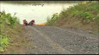 preview picture of video 'Alsiganteku Kayak - Les Rendez-Vous Nicolet-Yamaska Automne 2010'