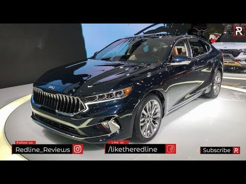 2020 Kia Cadenza – Redline: First Look – 2020 CAS