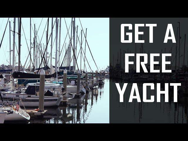 5 Tips to INSTANTLY Help You Find a FREE YACHT! - DIY Sailing