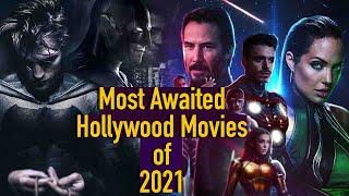 10 Hollywood Movies of 2021 जिनका Fans को है बेसब्री से इंतज़ार | Shudh Manoranjan