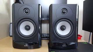 Boston Acoustics A25 review and sound test
