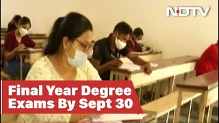 Final-Year Exams To Be Held, Cant Promote Students Without It: Top Court - Download this Video in MP3, M4A, WEBM, MP4, 3GP