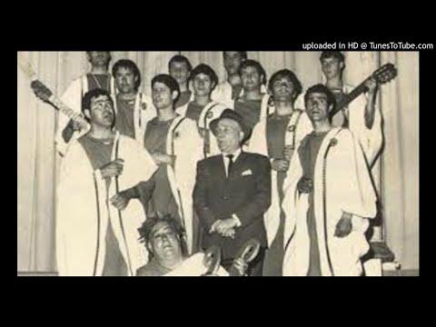 1968 Comparsa Los Senadores Romanos 02 - Con esto de los concilios