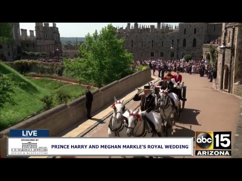 LIVE: Watch Prince Harry and Meghan Markle's Royal Wedding mp3