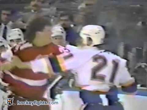 Bob Probert vs Todd Ewen