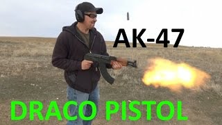 Draco Pistol 762 X39