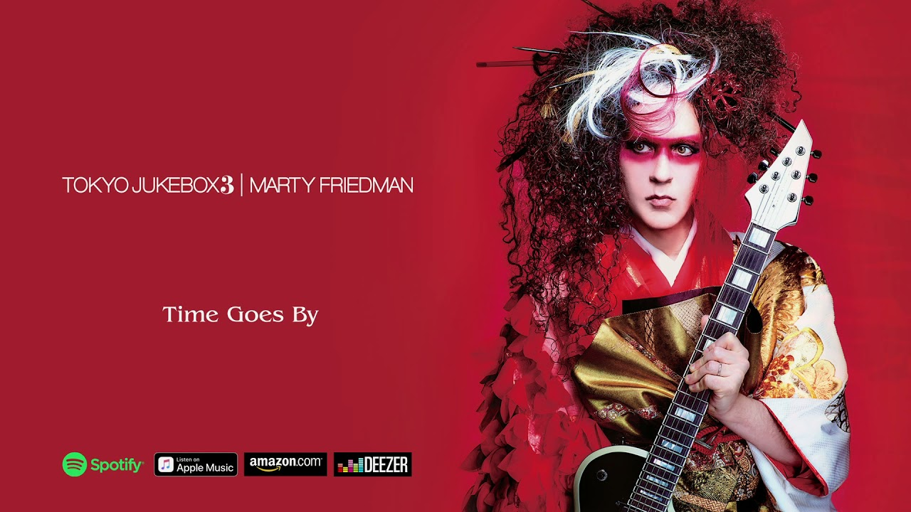 MARTY FRIEDMAN - Time go by